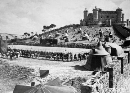 Rodaje película El Cid Campeador