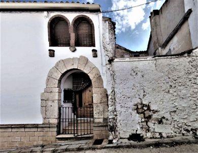 Arco puerta de Cuenca