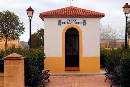 Peana de San Isidro
