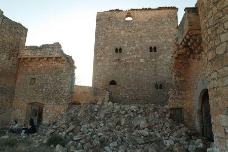 Castillo Santiago de la Torre