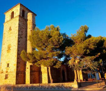 Iglesia de Monreal