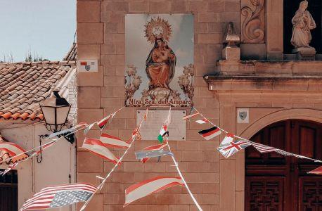Patrona y Ermita