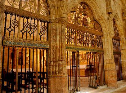 Rejería de la capilla de la Asunción