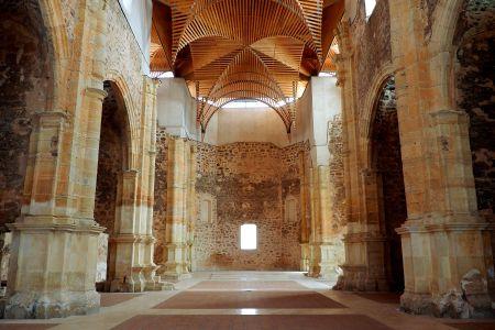 Interior de la Iglesia de Convento de los Dominicos