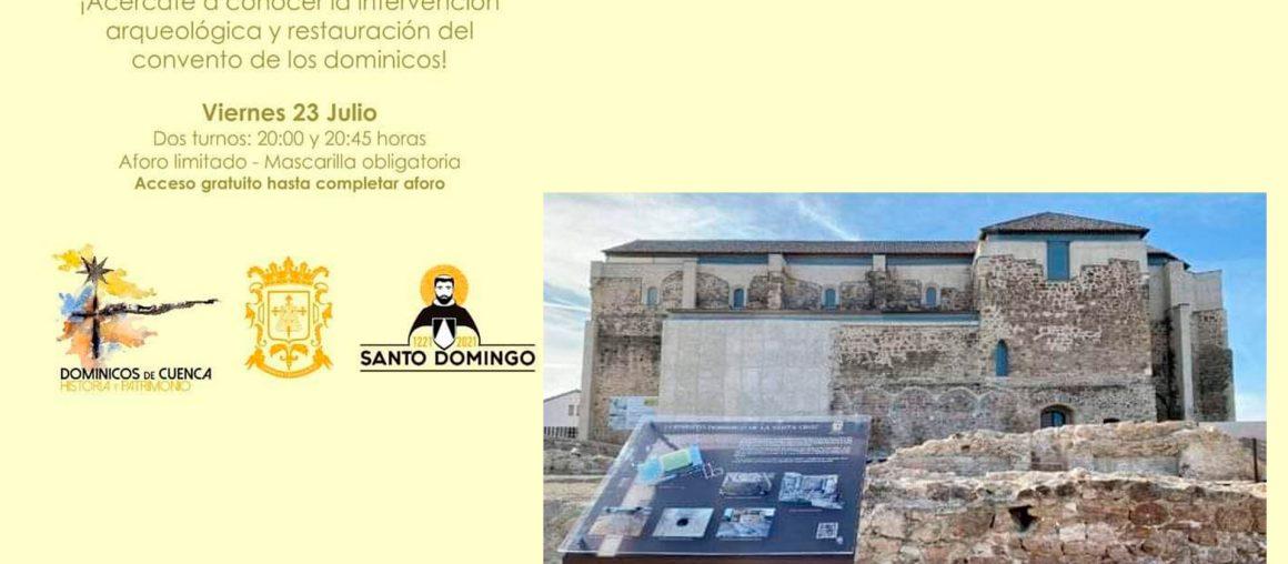 Apertura Convento Dominicos Villaescusa de Haro